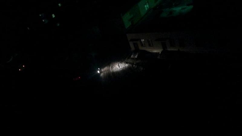 Ночная разведка ЛЗБ В поисках не известного свечения