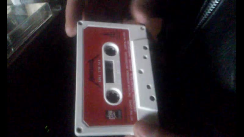 Defloration tape Metallica Kill`Em All