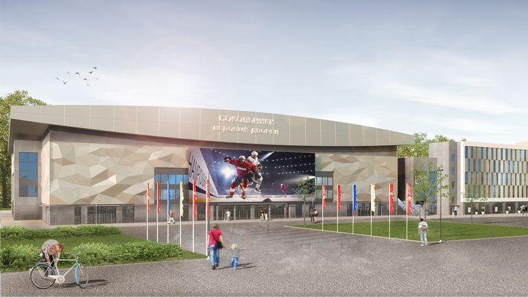 Вторая жизнь «Сокольников». Какой будет новая арена «Спартака»?