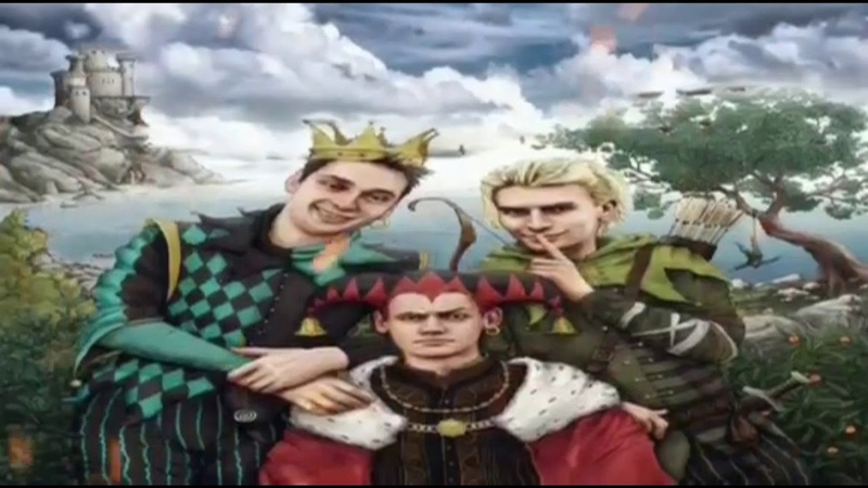 Король и Шут - 12.Северная Музыка (Remastered) («Истинный Убийца» 19932018)