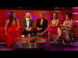 The Graham Norton Show 61518 Sandra Bullock, Cate Blanchett, Rihanna, Bonham Carter,Sarah Paulson