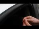 Chevrolet Cruse установка автошторок