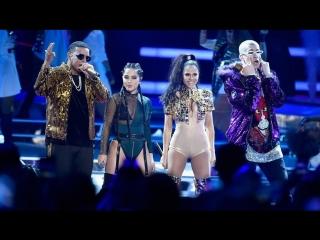Daddy Yankee, Becky G, Natti Natasha & Bad Bunny - Dura (Live (Live Billboard Latin Music Awards 2018)