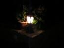 Крым. Алупка. Домик ночью. Июнь 2015 г.