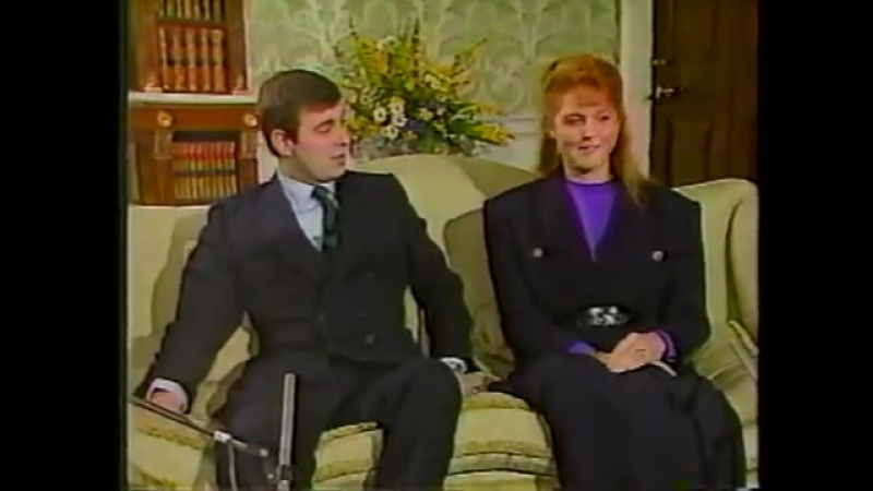 Prince Andrew and Sarah Ferguson profile interview