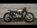 Honda CB750 Cafe Racer Transformation