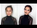 Причёска и Макияж для Виктории от Стилиста Визажиста Марии Эффект