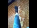 Когда хочешь погладить кота но лень вставать а эта сука ещё и играет с твоей ногой