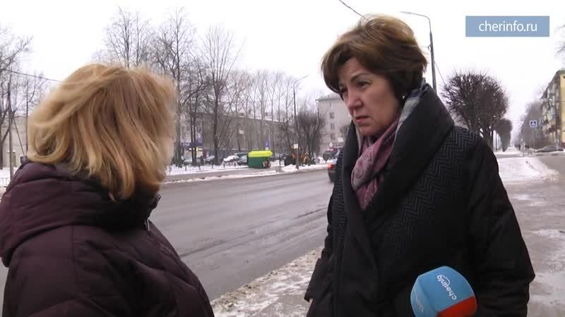 Объезд мэра по уборке снега