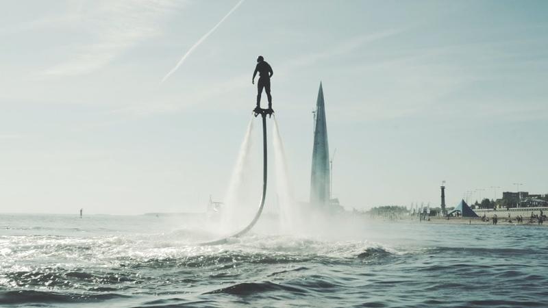 Flyboard - video by Nikoperpost