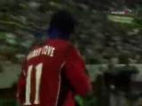 Спортинг - ЦСКА. Финал Кубка УЕФА 2005 года.