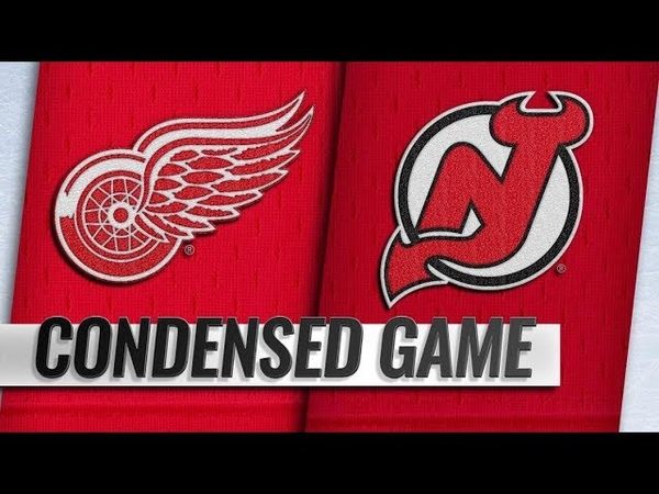 Detroit Red Wings vs New Jersey Devils | Nov.17, 2018 | Game Highlights | NHL 2018/19 | Обзор матча