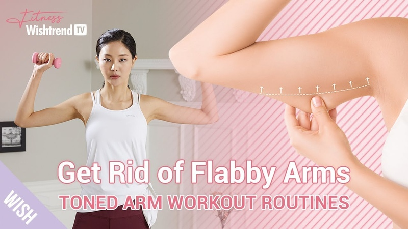 Burn Armpit Fat l Get Toned Defined Arms Fast with These Exercises!