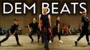 Dem Beats Todrick feat RuPaul Radix Dance Fix Season 2 Brian Friedman Choreography
