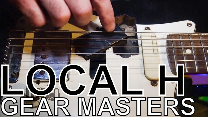 Local H's Scott Lucas - GEAR MASTERS Ep. 248