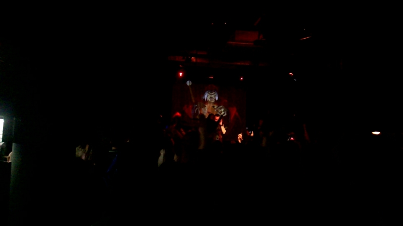 Эпидемия-Черный маг, Ростов 21.04.18г. Rave Club