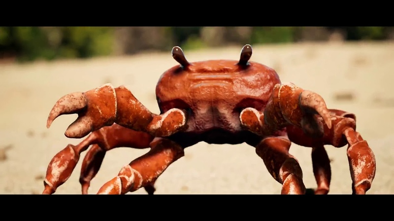 Crab Rave [Dancing Crabs Template]