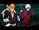 Ichigo Kurosaki ( Bleach ) vs Dante
