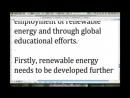 1. env pollution -steps (extent)