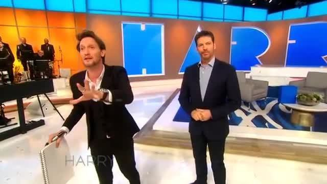 """Harry Connick Jr on Instagram: """"ICYMI: Mentalist @LiorSuchard is back and freaking out Harry and the studio audience with his amazing mind-reading ..."""