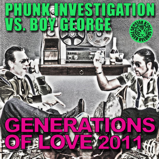 Phunk Investigation альбом Generation of Love 2011