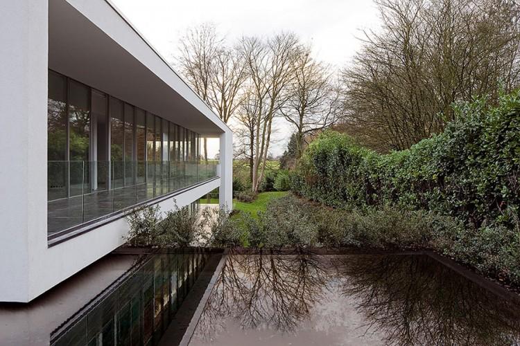 Частный дом в Бельгии