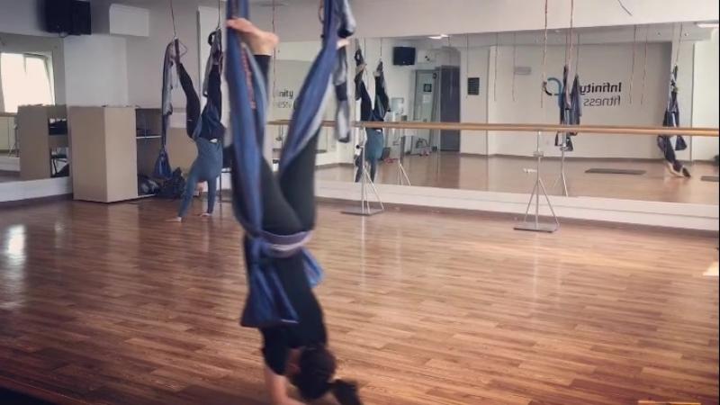 Sky yoga