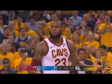 Lebron James Cant Believe The Refs Are Helping The Warriors