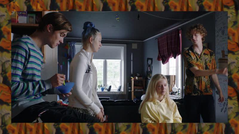 Lovleg (NRK), 7-я серия, 2-й отрывок Stoveshow [Шоу в гостиной]