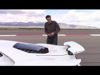 [Doug DeMuro Русская Версия] Вот почему новый Ford GT 2017 года стоит $500 000