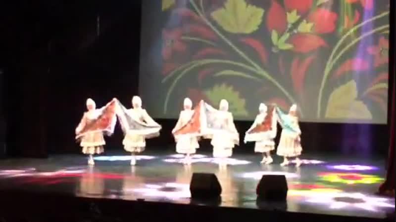 Танец с шалями, 04.11.2017