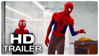 SPIDER-MAN: INTO THE SPIDER-VERSE Peter Helps Miles Trailer (NEW 2018) Animated Superhero Movie HD