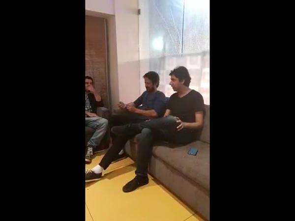 Team TGIDF / Fb Live Part 2 /Barun Sobti