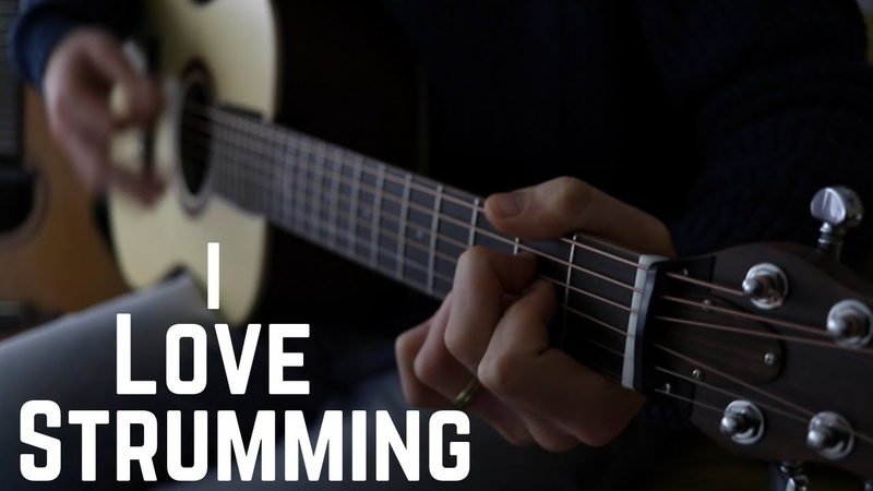 Strumming Beautiful Chords (with melody) ...
