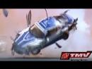 Подборка аварий на гонках