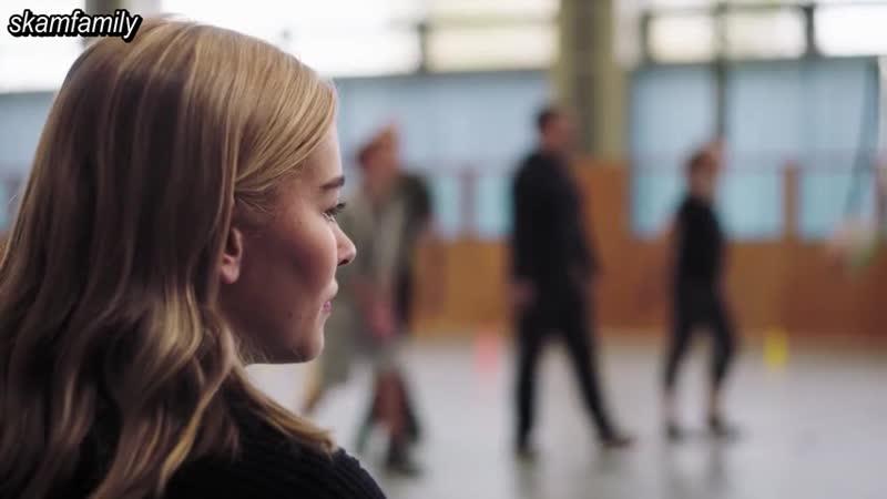 Skam Germany Сезон 2. Серия 1. Часть 7 (У тебя правда эти дни ) Рус. субтитры