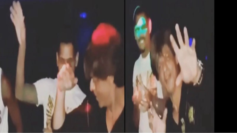 Shah Rukh Khan DANCE With KKR Boys In Chammak Challo After LOSSING Match Against CSK