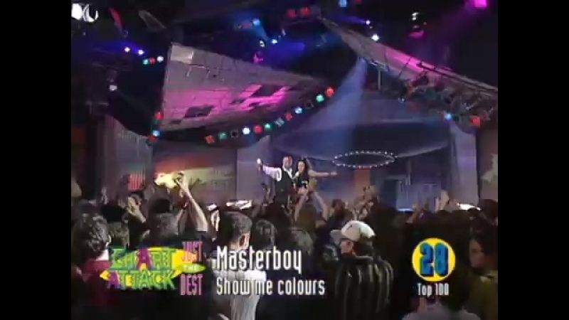 Masterboy - Show Me Colours (Chart Attack 09.11.1996) (1)