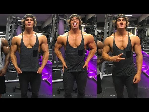 Jeff Seid: Back Biceps Workout
