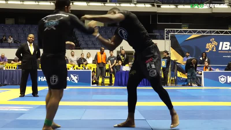 Lucas Hulk Barbosa vs Jackson Sousa The Best Match From No-Gi Worlds 2017