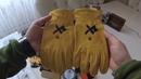 Ozero bushcraft outdoor deri eldiven inceleme Ozero gloves 1080p video
