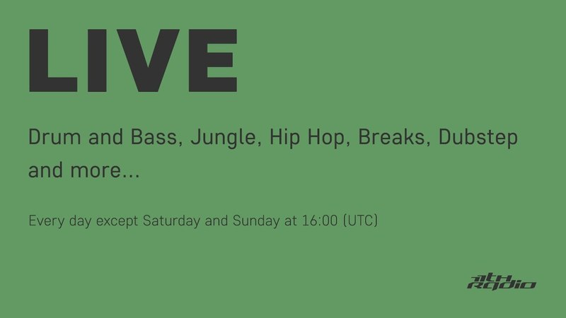 LIVE every day except Sat. and Sun. at 16:00 (UTC)