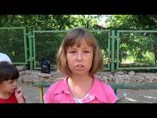 Аня Думич , вірш про Україну , Херсон