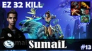 SumaiL - Mirana MID | EZ 32 KILL ULTRA KILL 7.19 Update Patch | Dota 2 Pro MMR Gameplay 13