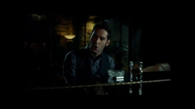 Lucifer - 2x01 - All Alone the Watch Tower