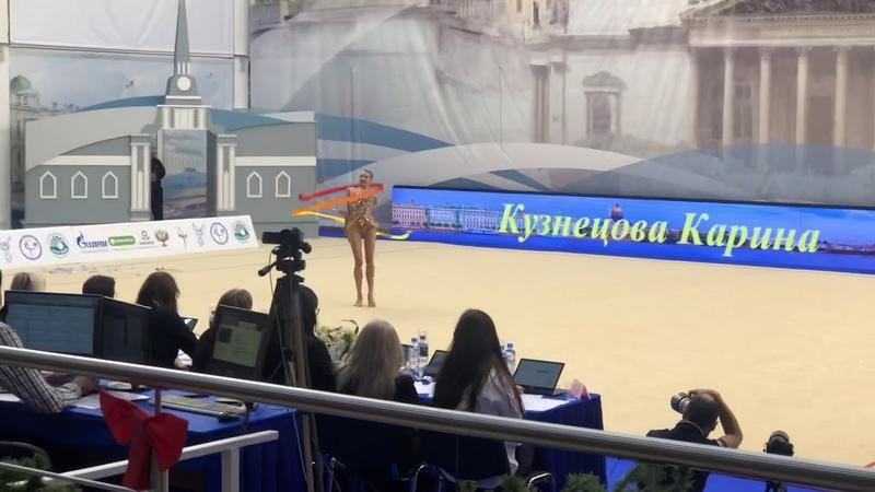 Кузнецова Карина лента 2018