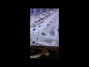 Тойота гн_А645ОО_Чуть не сбил пешехода (18.05.18)