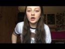 Eileen Clarke - I Write Sins Not Tragedies Panic! At The Disco cover