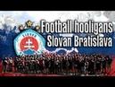 Football hooligans Slovakia Slovan Bratislava Околофутбола