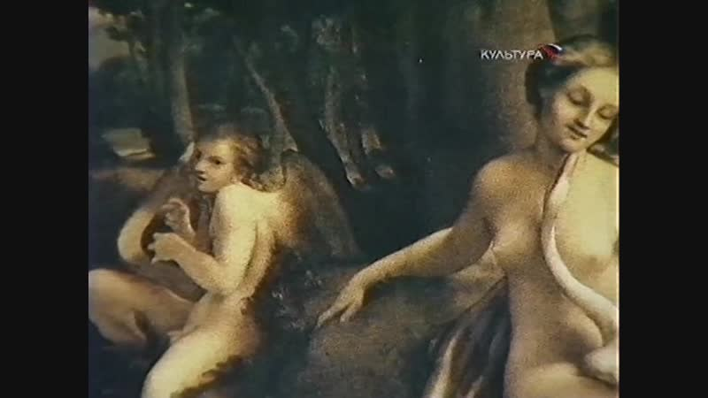 История трех картин Даная Корреджо Тициана и Рембрандта Мой Эрмитаж 2008
